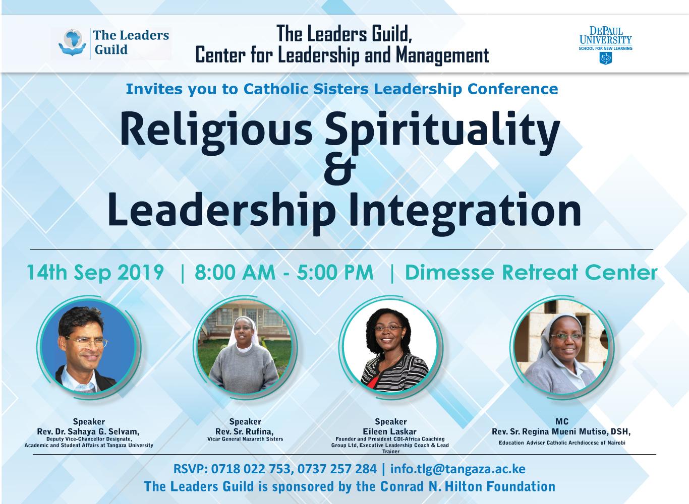 Catholic Sister Conference